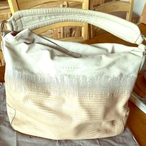 Liebskind leather tote